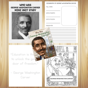 Who Was George Washington Carver