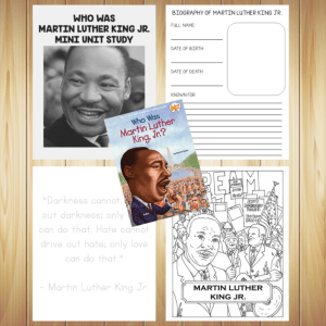 Who Was Martin Luther King Jr.
