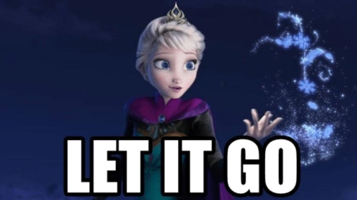 Homeschool Curriculum: Let It Go