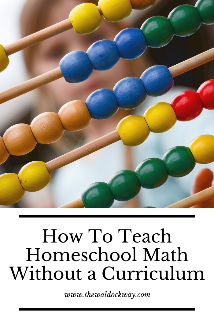 There are all kinds of exciting and new ways to teach real-world math to your kids. Instead of approaching math with a traditional curriculum, I'd like to encourage you to help your kids learn to appreciate math by approaching it as a part of their everyday lives.