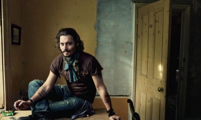 Johnny Depp nuovi video
