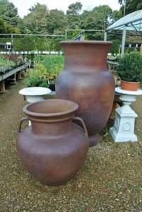 Plant Pots - Potting on