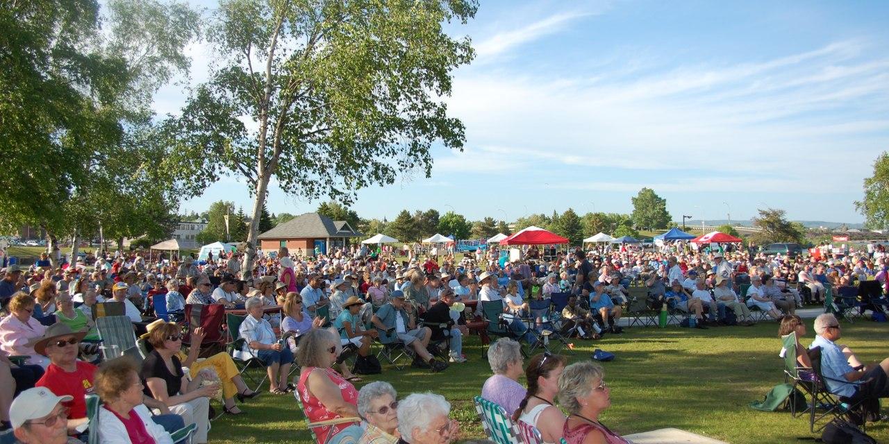 Summer in the Parks 2011 – Concert Line-up