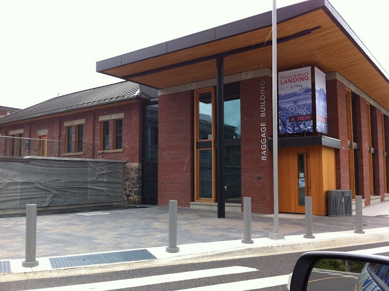 Open House at the Baggage Building Arts Centre