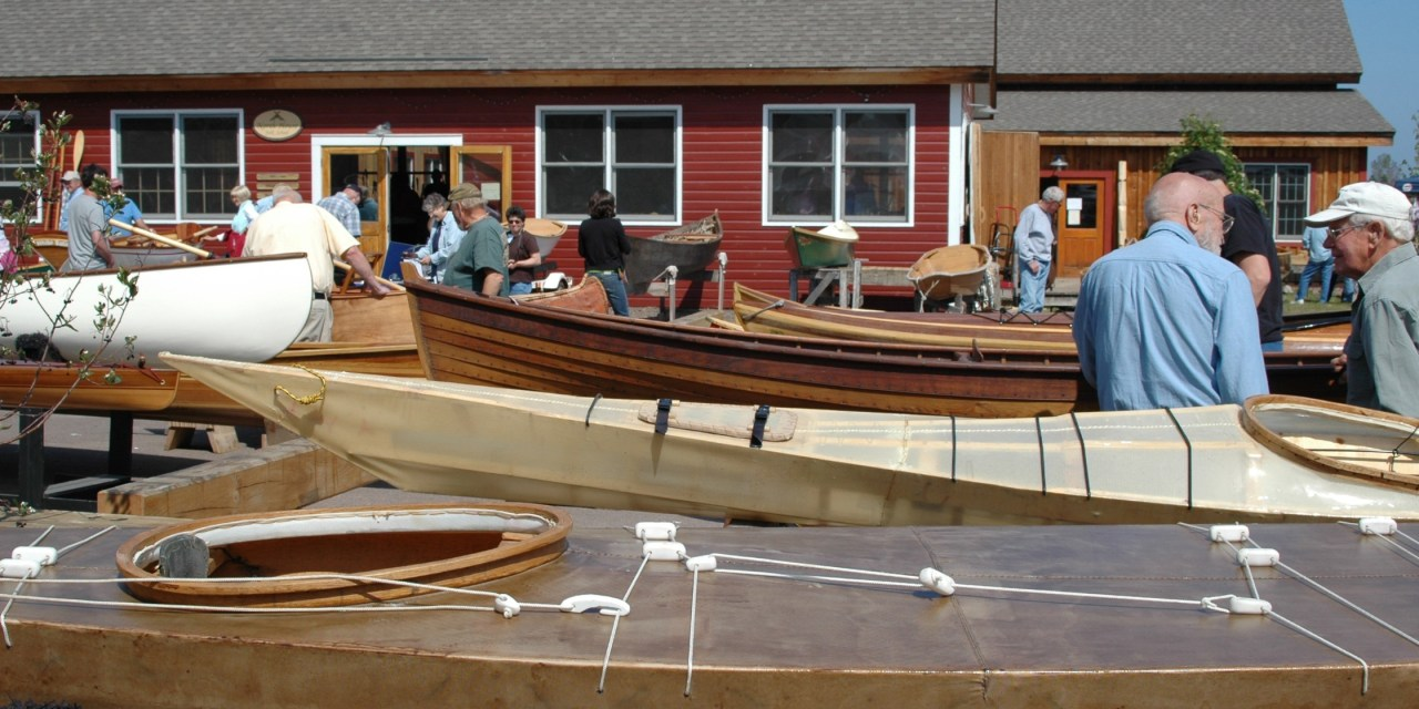 15th Annual Wooden Boat Show Shares Boat History Near and Far