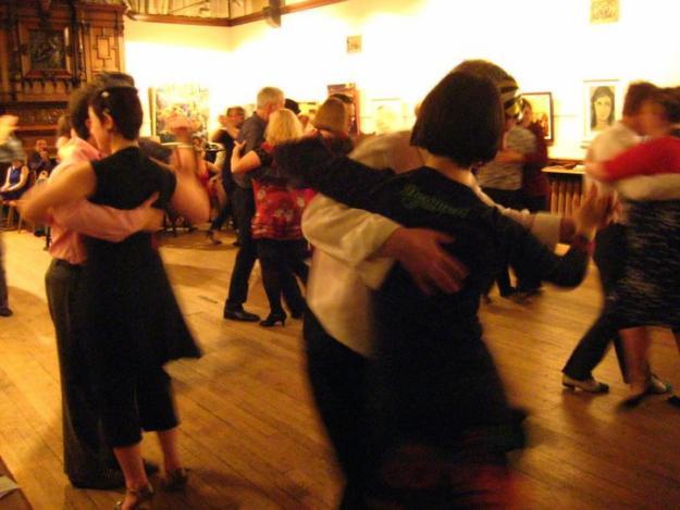 Argentine Tango Practica & Monthly Milonga