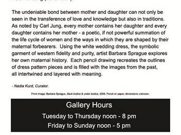 Thunder Bay Art Gallery Walking Tour
