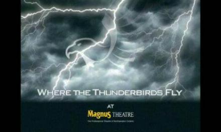 Where the Thunder Birds Fly