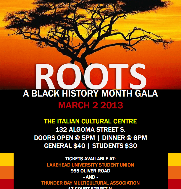 Black History Month Dinner and Awards Gala: A Night of African and Caribbean Culture