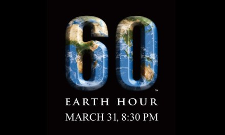 Earth Hour 2013: March 23, 8:30-9:30pm