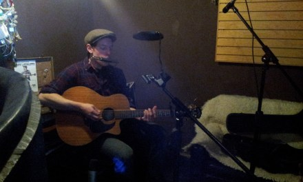 Andrew Laviolette: New CD Strikes a Chord