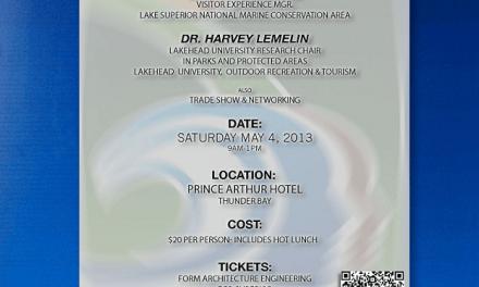 Lake Superior Symposium: May 4