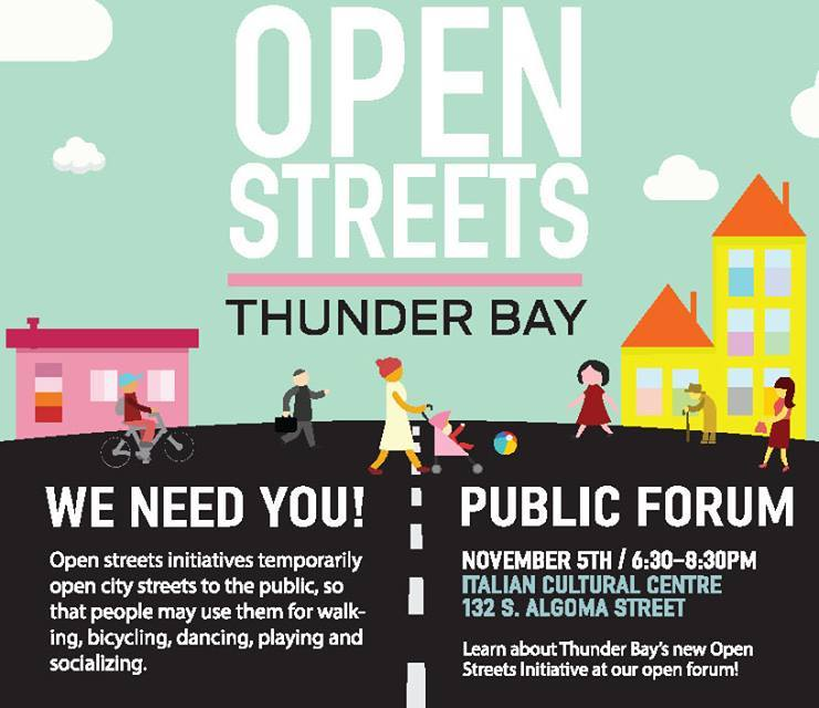 Open Streets Public Forum