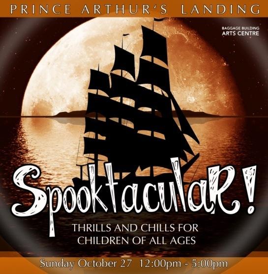 Halloween Spooktacular at Prince Arthur's Landing