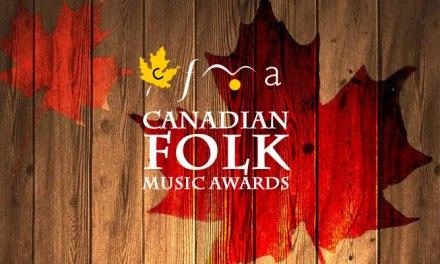 Canadian Folk Music Awards Winners Announced