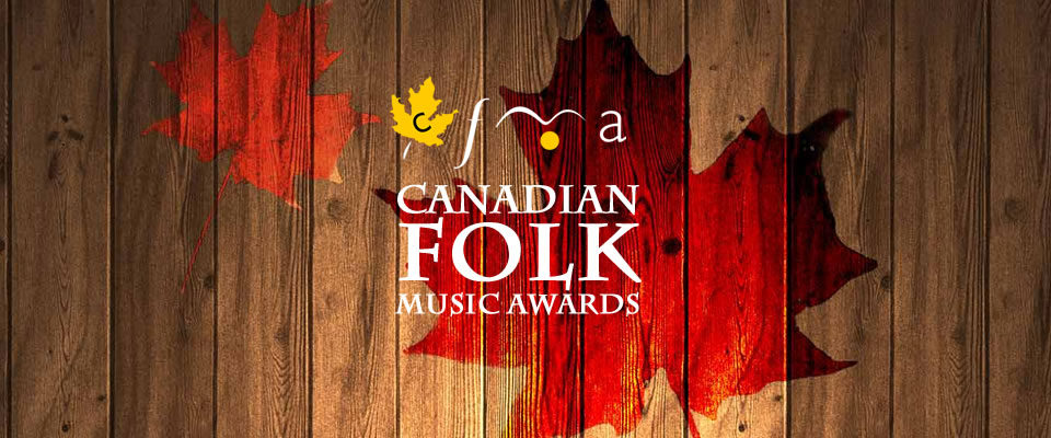 Canadian Folk Music Awards Winners Announced