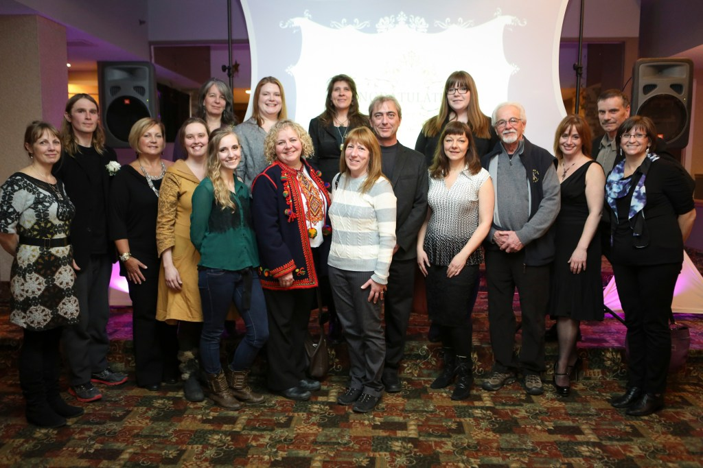 2013 Arts & Heritage Awards, winners and nominees