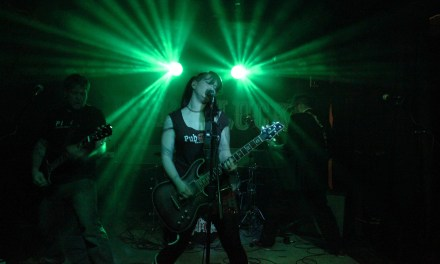 A Sing-along and a Mosh Pit: Friday Night at Black Pirates Pub