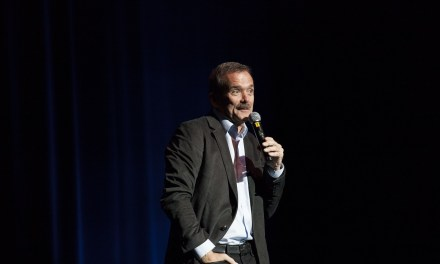 Chris Hadfield Touches Down in Thunder Bay: Powerful messages from Canada's Hero Astronaut