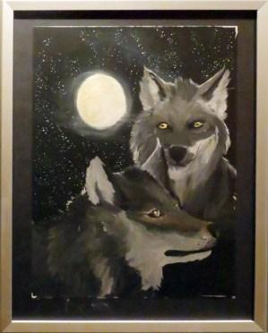 Olivia Amoah, Wolves
