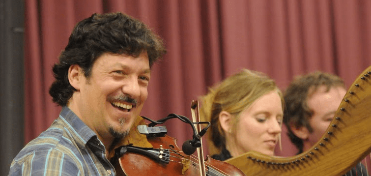 Pierre Schryer's Canadian Celtic Celebration: Weekend of Jigs, Reels, and Dance June 19th-21st