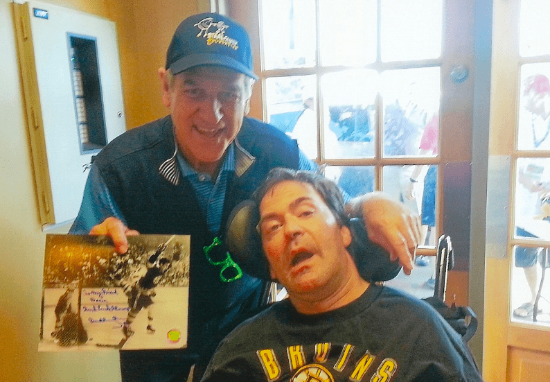 Meeting Bobby Orr: An Extraordinary Leader Who Values the Everyday Person