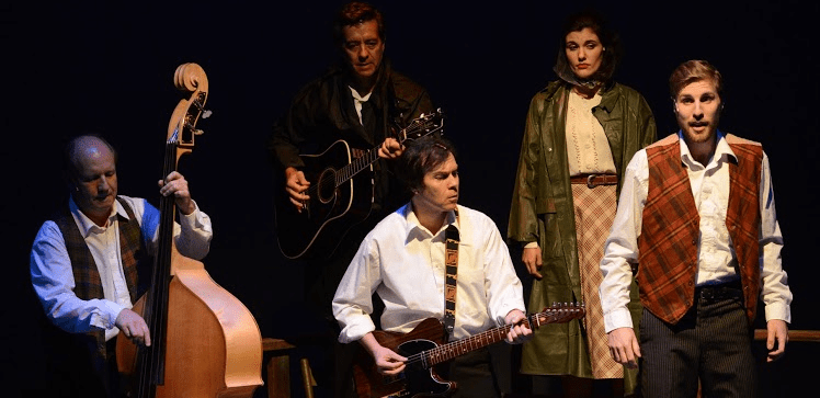 A Rock 'n' Roll Feelin' in Your Bones — Ring of Fire: The Music of Johnny Cash