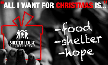 Thunder Bay Shelter House is Looking for Hope This Holiday Season