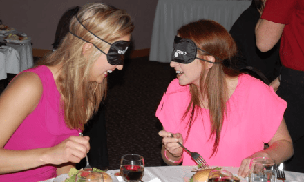 Dining in the Dark — Igniting the Senses for a Good Cause