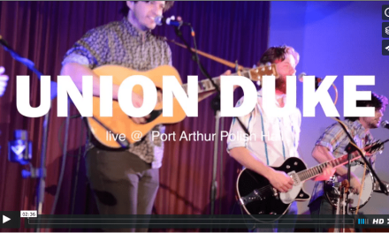 The WalleyeTV: Union Duke live @The Port Arthur Polish Hall