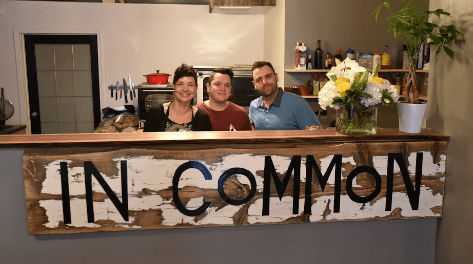 Food, Drink, and Social Affairs — New Restaurant In Common Opens