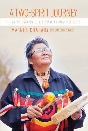 Two-Spirit Journey Chacaby COVER