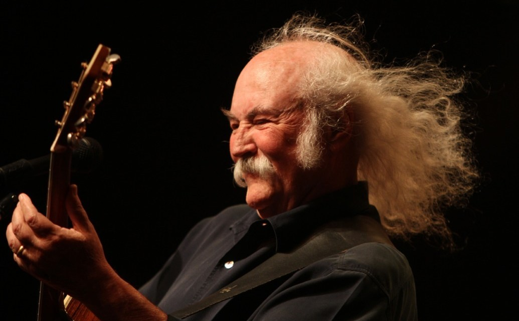 Q&A with David Crosby:  Politics, Pop Music, and His New Album