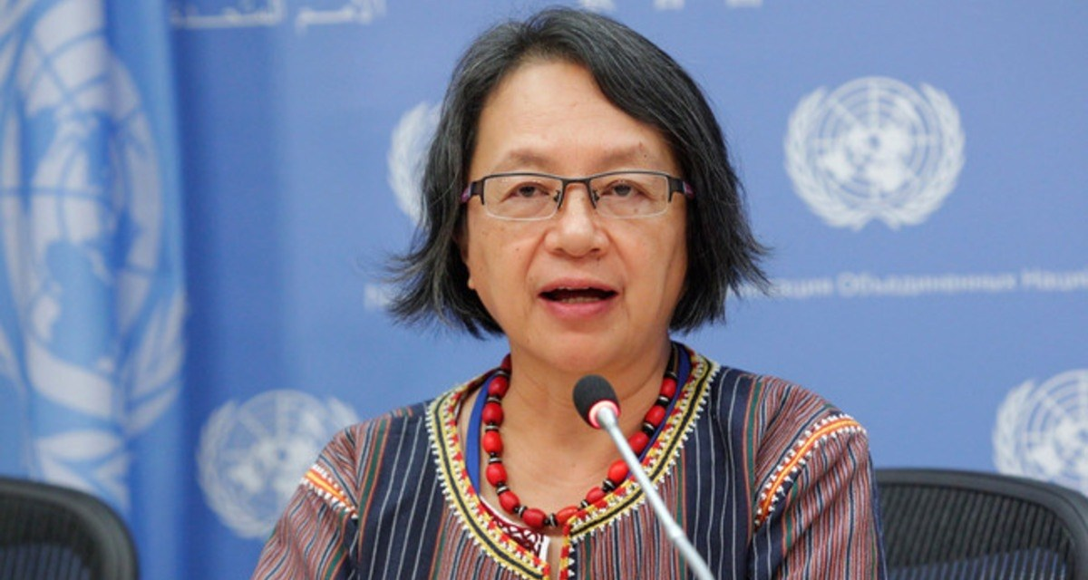 UN's Special Rapporteur on the Rights of Indigenous Peoples to Speak at LU