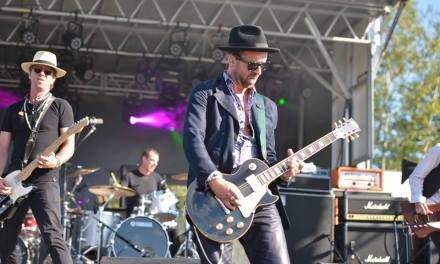 The Trews Set to Rock Crocks on November 3
