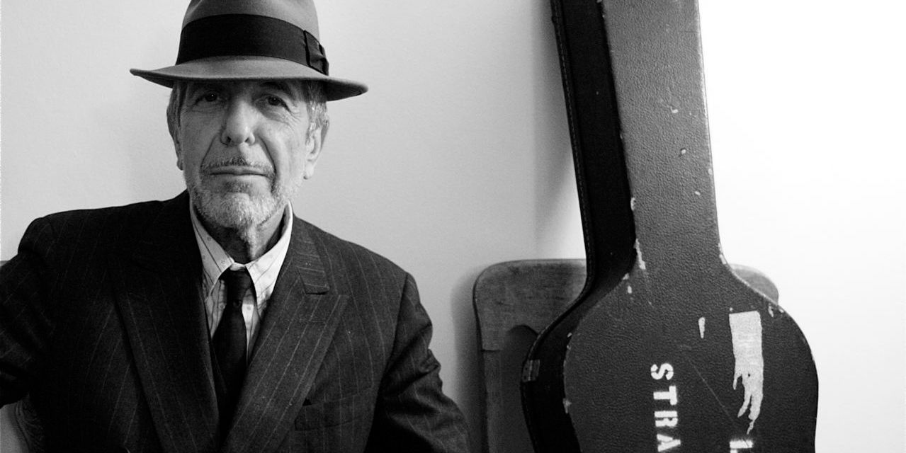 Leonard Cohen — The Tower of Song