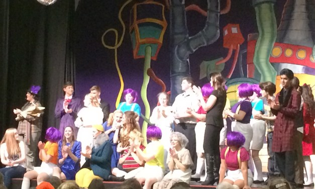 Hammaskjold High School Presents Willy Wonka Jr.
