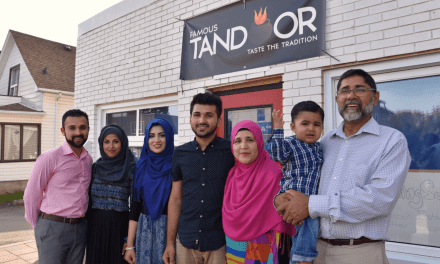 Famous Tandoor — Sharing Traditions through Food