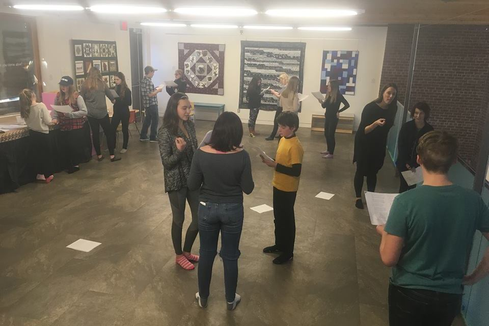 And…..Action! The Art of Directing for Youth