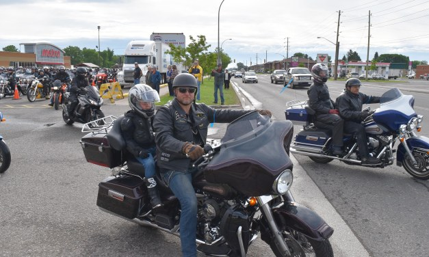 The Roar Continues—$54,106 Raised for Prostate Cancer at the Tbaytel Motorcycle Ride for Dad