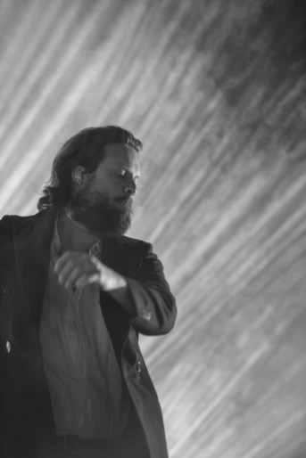 Father John Misty's performance was charismatic and near perfect (he blanked on the words during one song and dropped his mic stand, but his slick dance moves made up for both)