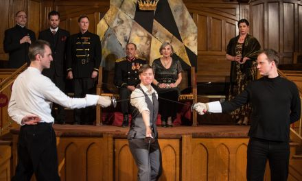 A Mighty Collaboration Indeed— Cambrian Players' Hamlet