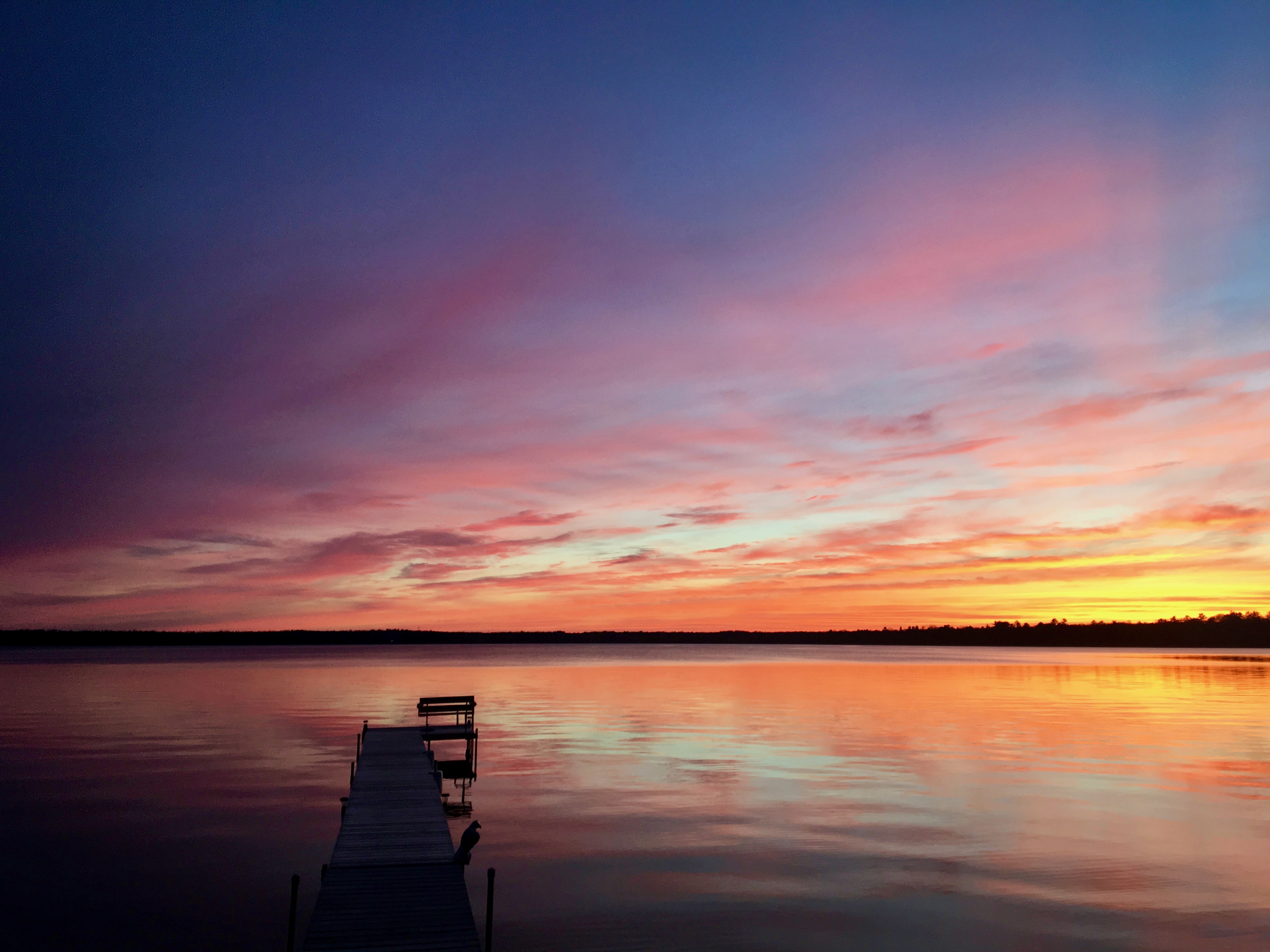 Minnesota Summer Sunset • What's It Really Like Living in the Coldest City in the Continental U.S.? | The Wanderful Me