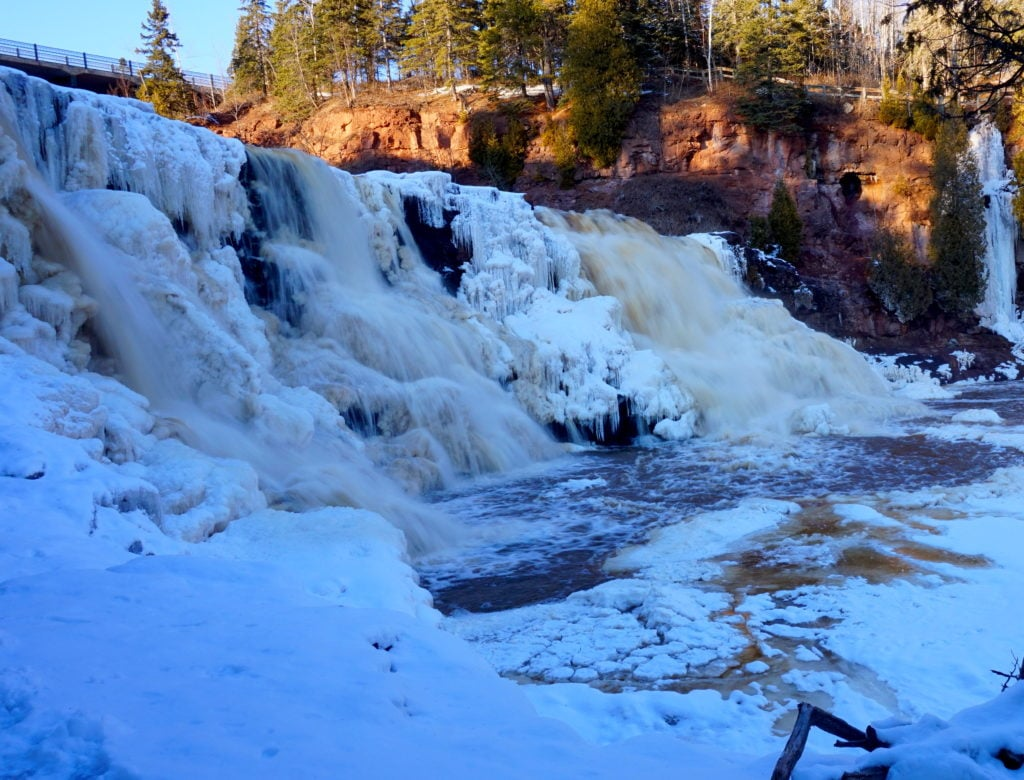 Gooseberry Falls, Duluth, MN
