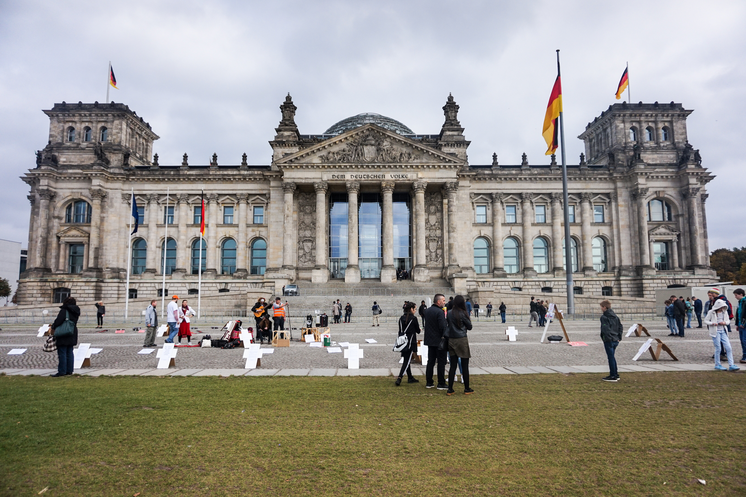 Reichstag Building • 23 Sites to See in Berlin, Germany | The Wanderful Me