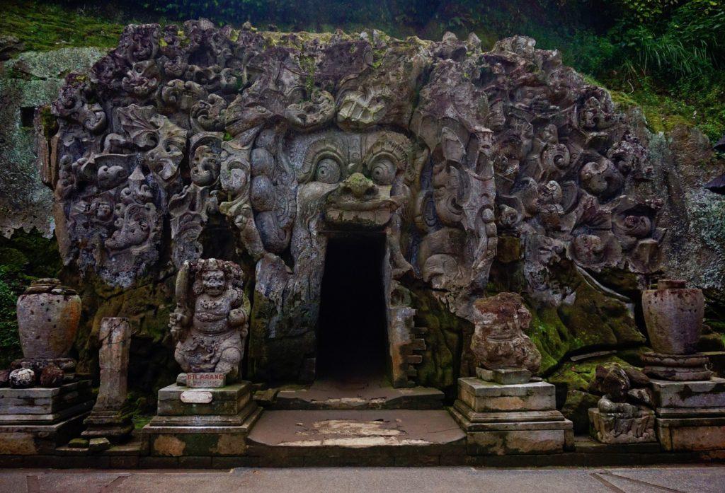 Goa Gajah Temple (Elephant Cave) | Exploring around Ubud, Bali for a day