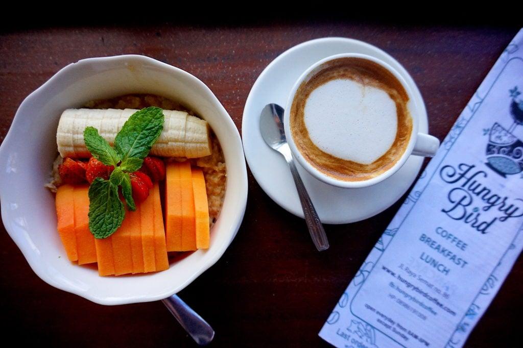 Hungry Bird Coffee | Vegan Eats in Canggu, Bali