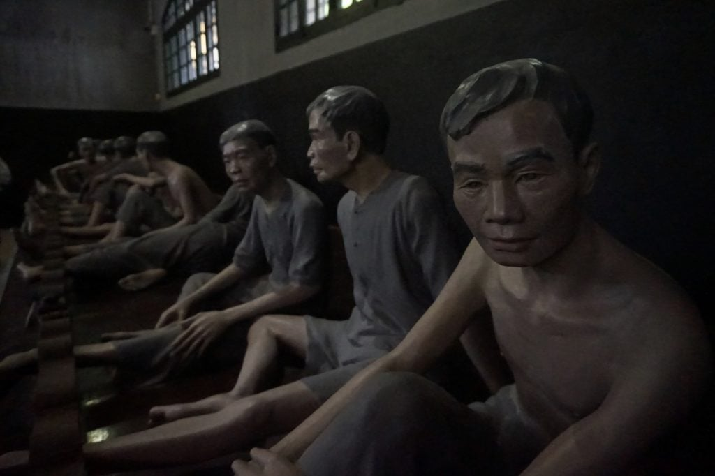 Hòa Lò Prison • 10 Things to Do in Hanoi | The Wanderful Me