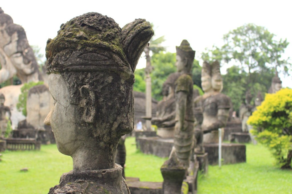 Buddha Park • Top Things to Do in Vientiane, Laos | The Wanderful Me