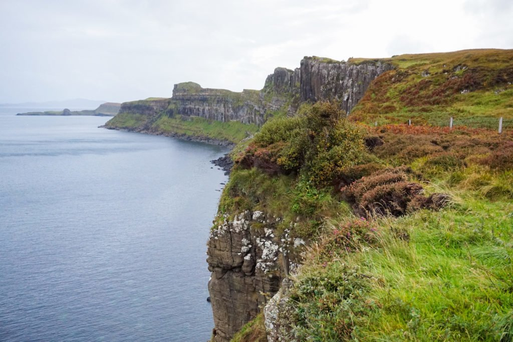 Jagged Coastline •3-Day Tour to Skye, The Highlands, and Loch Ness | The Wanderful Me